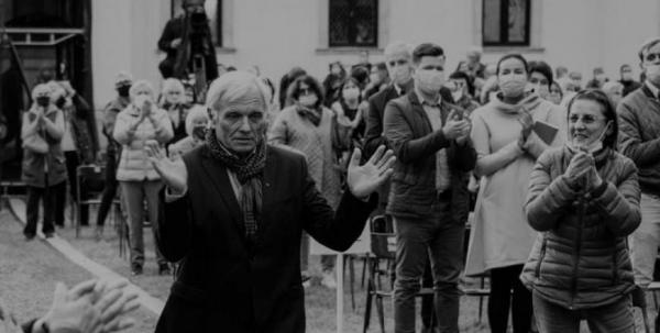 Anapilin išėjo vienas ryškiausių Lietuvos chorvedžių, tikras dzūkas Petras Bingelis