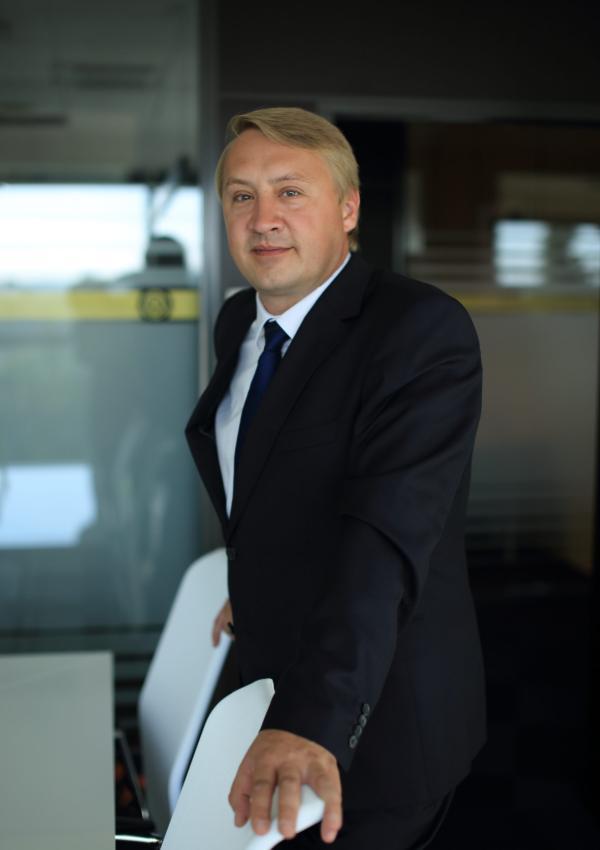 UAB ,,Vlantana''  generalinis direktorius Tomas Stonys: ,,Kai viskas aplink stojo, mūsų transportas judėjo''
