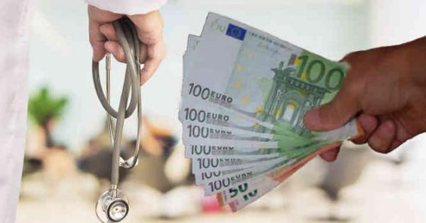 Vos daugiau nei pusė šalies įstaigų pasirengusios ar teikia paslaugas pacientams, bet atlyginimus gauna visi