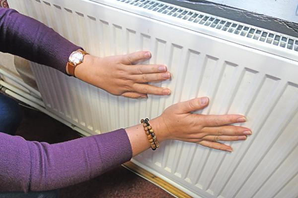 Gyventojai moka ir už šaltus radiatorius