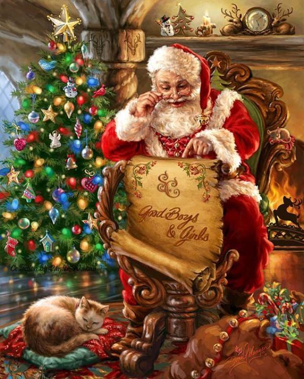 Idėjos Kalėdinėms atvirutėms: 50 senovinių jaukių ir išskirtinių pasveikinimų švenčių proga