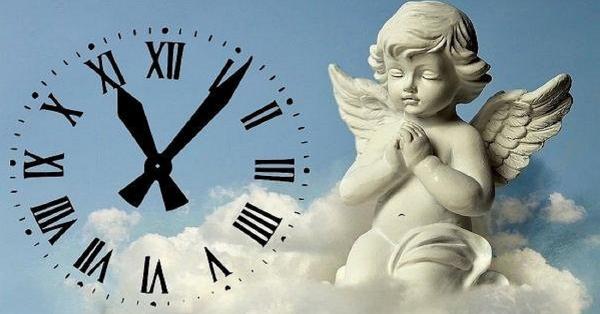 2021 metų kovo mėnesio angelo laikrodis: kada kreiptis į savo globėją?